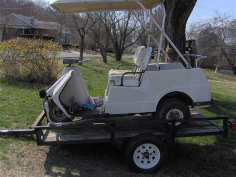 harley davidson amf golf cart   sale