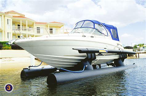 boat lift air airberth boat lifts shipmate
