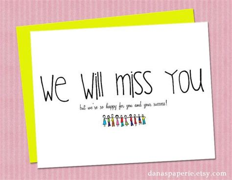 printable miss you quotes going away quotes for co workers quotesgram