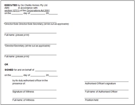 signed agreement template has the company correctly signed the contract director s