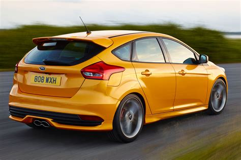 Ford Focus St For Sale by Lastcarnews Revised Ford Focus St On Sale For 163 22 195