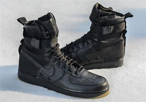 Sepatu Nike As Sf Air 1 Mid Black Hazel Hitam nike sf af1 black gum 864024 001 sneakernews