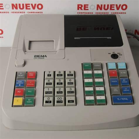 caja registradora de segunda mano sigma cra  tienda  de segunda mano en barcelona
