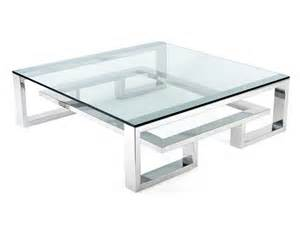Tables Basses Verre