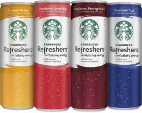Amazon.com : Starbucks Refreshers, 4 Flavor Variety Pack