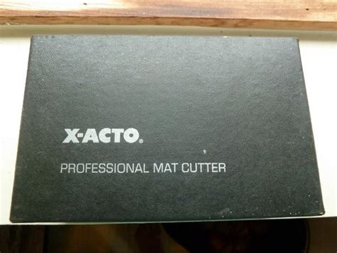 Professional Mat Cutters by X Acto Vintage Professional Mat Cutter Central Ottawa