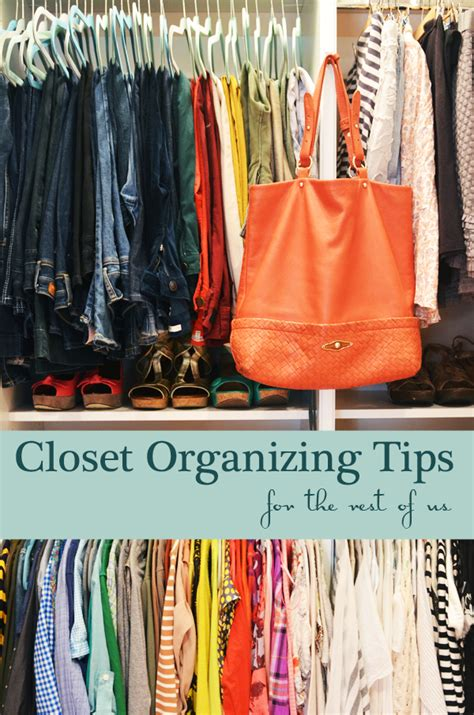 8 Tips For Reorganizing Your Closet by 13 Closet Organizing Ideas Combat The Closet Clutter