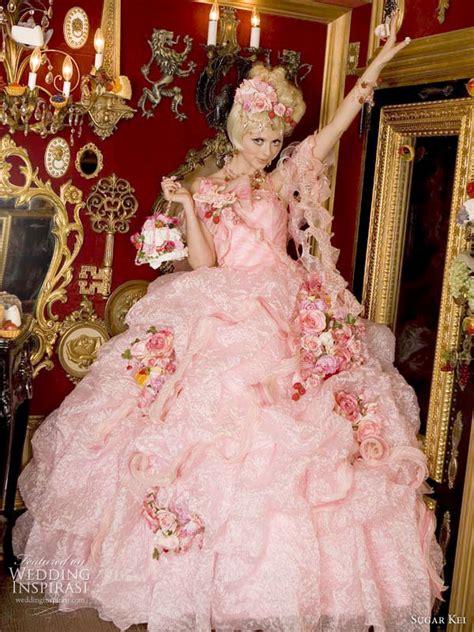 Marie Antoinette Chandelier Sugar Kei Sweet Princess Wedding Dresses Wedding Inspirasi