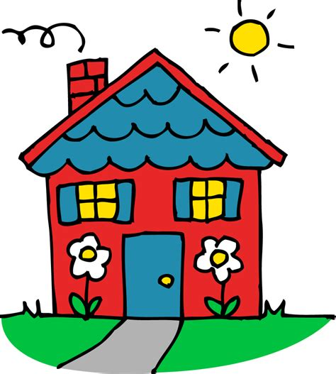 clipart graphics free house for sale clip clipartion