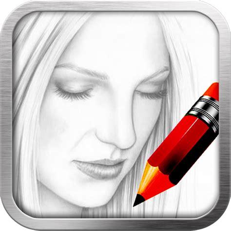 sketch app free sketch guru my handy sketch pad for iphone on the app