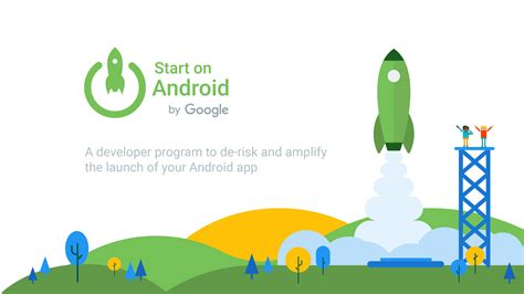 Android Is Starting by Start On Android By Betapage