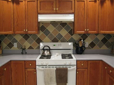kitchen backsplash on a budget this thrifty house tile looking backsplash on a budget