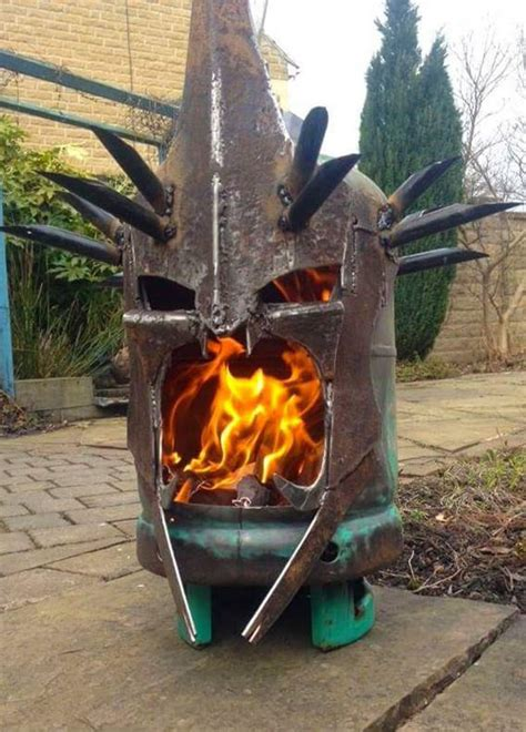 Witch King Fire Pit Cing Firepit