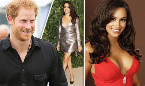 harry and meghan prince harry and suits actress meghan markle are rumoured