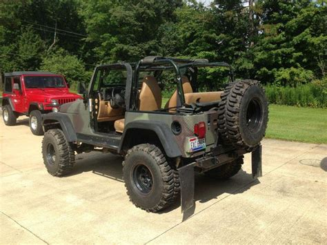 Jeep Wrangler Colors By Year 1213 Best Jeeps Images On Jeep Wranglers Jeep