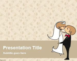 Free Wedding Powerpoint Template Wedding Powerpoint Templates