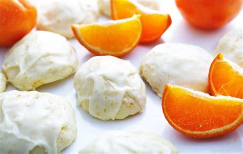 orange cookies bake aholic