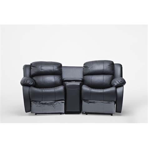 2 seater theatre recliner 2 seater home theatre recliner sofa temple webster