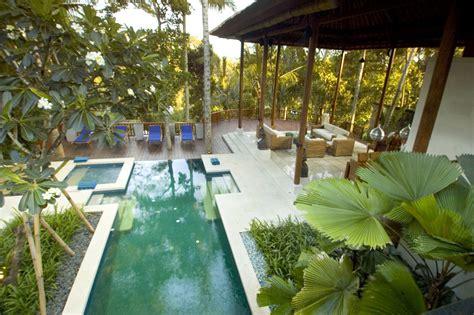 3 Bedroom Villas Ubud Bali Swimming Pool Villa Vajra Ubud Bali Bali
