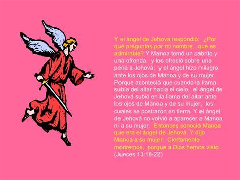 el joc de lngel el angel de jehova