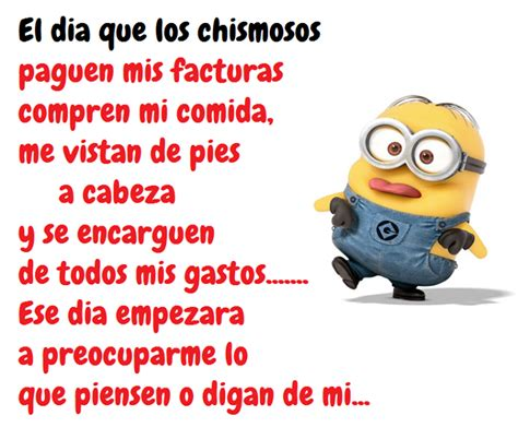 Imagenes De Minions On Frases | minions con frases