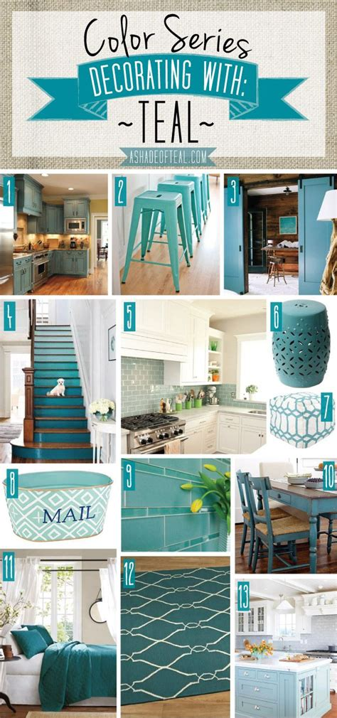 aqua colored home decor 17 best ideas about teal accents on pinterest teal