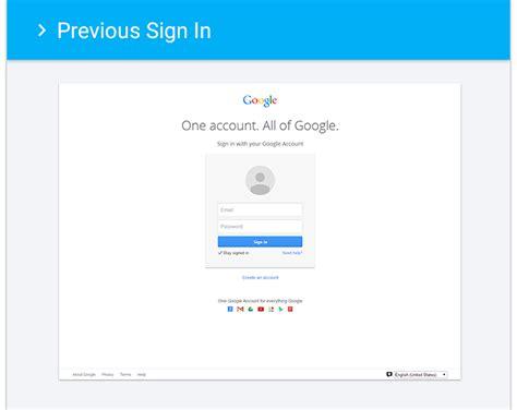 design google sign google account sign in material design concept jason