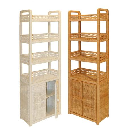 Wicker Bathroom Cabinet 4365 Bathroom Shelf Cabinet From Schober Wicker Bathroom Furniture