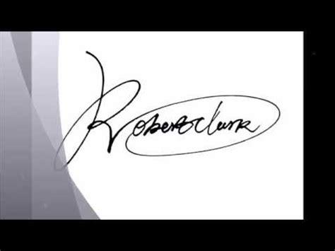what a wonderful signature! youtube
