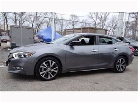 2016 Nissan Maxima Sl Grey Lease Busters Wheels Ca