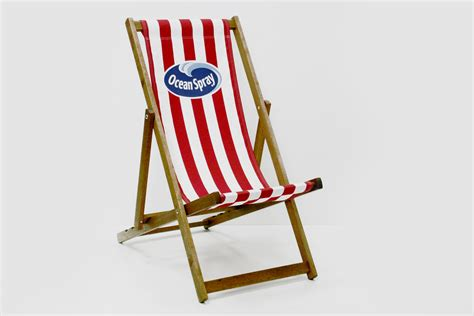 South Sea Deck Chairs by Branded Southsea Deckchairs