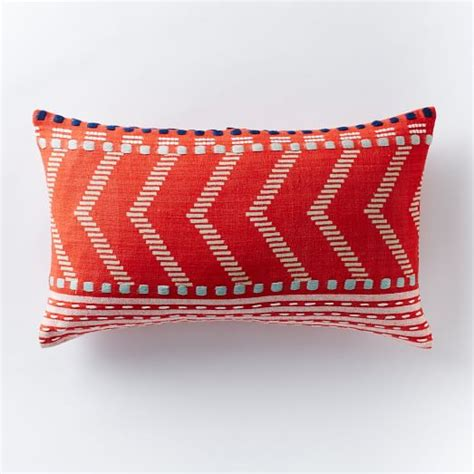Woven Pillow Covers by Woven Arrow Stripe Pillow Cover West Elm
