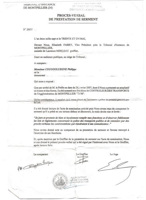 ppt lettre de contestation contravention usurpation d