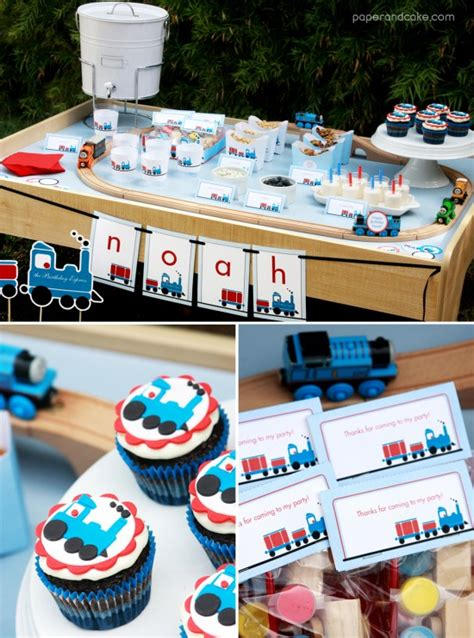 transportation birthday party ideas party roundup paper  cake paper  cake