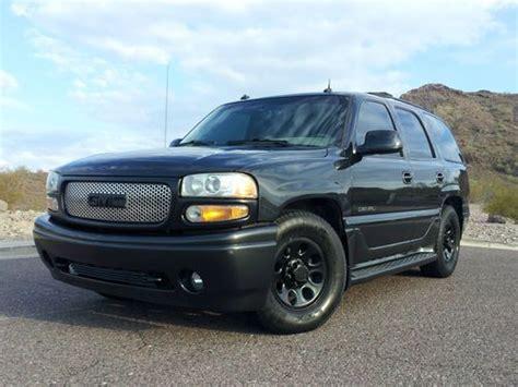 how to sell used cars 2003 gmc yukon windshield wipe control find used 2003 gmc yukon denali in phoenix arizona united states