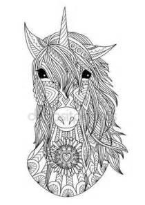 doodle demonios m 225 s de 25 ideas incre 237 bles sobre cabeza de unicornio en