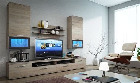 living room tv stands tv cabinet tv wall unit tv stand with led s modern