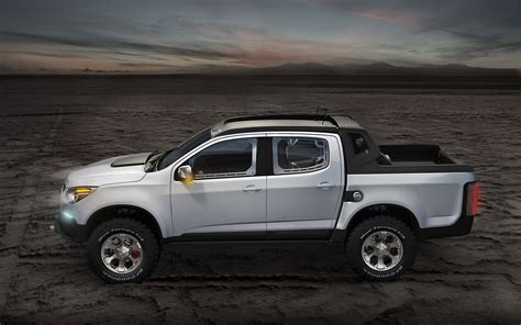 What about the U.S.? Chevrolet Shows Second, ?Rally? Colorado Pickup Concept in Argentina Car