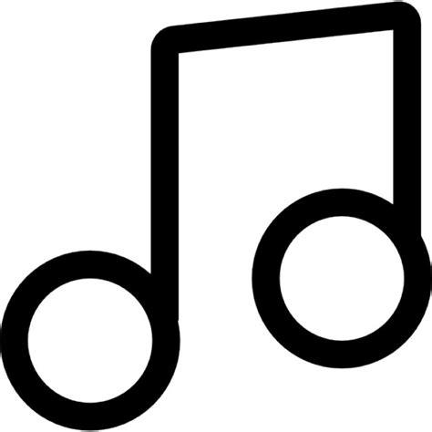 imagenes simbolos de musica s 237 mbolo de la nota de la m 250 sica descargar iconos gratis