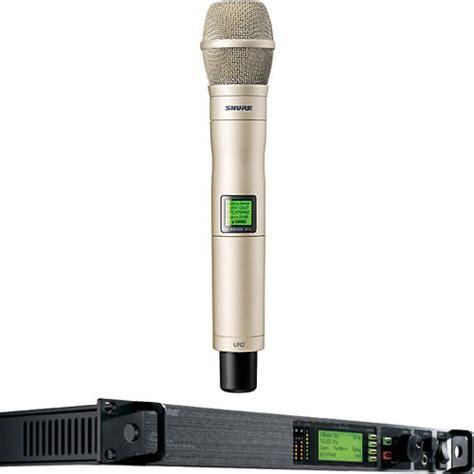 Microphone Wireless Shure Ur 4dx shure uhf r professional diversity wireless ur24s ksm9 sl x1 b h