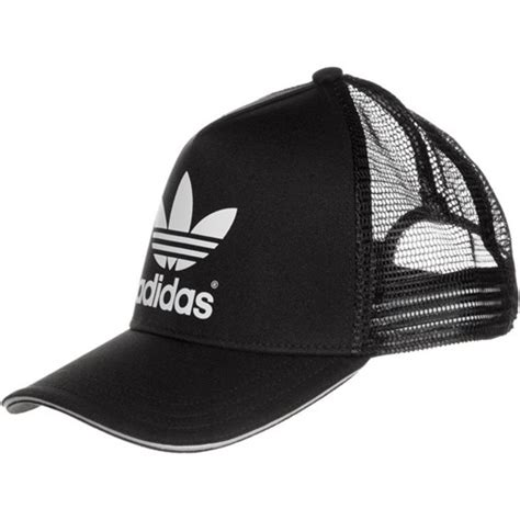 Trucker Z adidas originals trucker czapka z daszkiem black white zalando czarny domodi pl