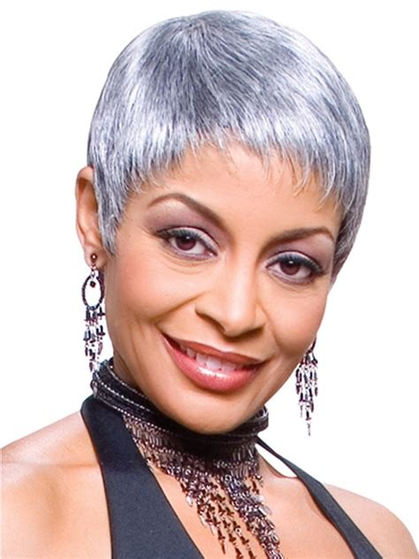 silver fox wigs for women over 50 mary synthetic wig by foxy silver wigs hsw wigs