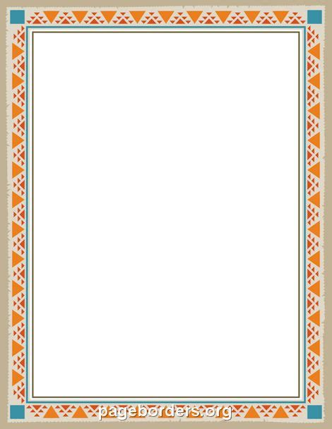 native american printable writing paper 1530 best frames images on pinterest frames moldings
