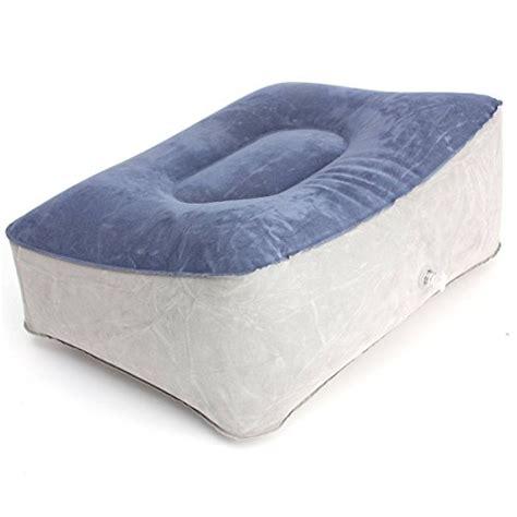 audew foot rest pillow cushion travel ottomans