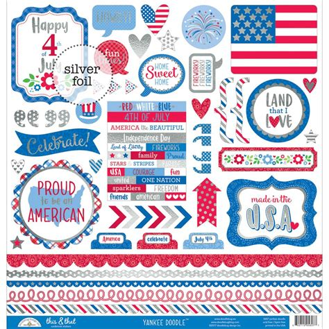 doodle yankee doodle yankee doodle stickers from moments to milestones
