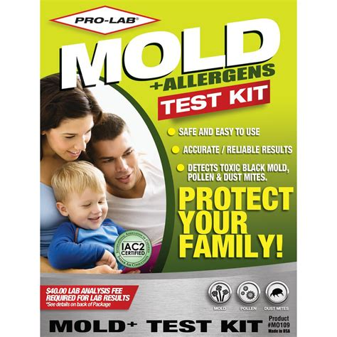 lead testing kit home depot canada