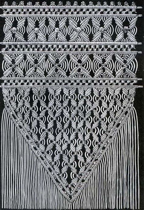 Pictures Of Macrame - free macrame patterns 171 free patterns