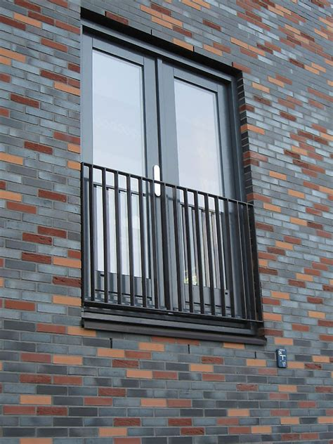 French Balcony Railing modern juliet balcony google search house exterior