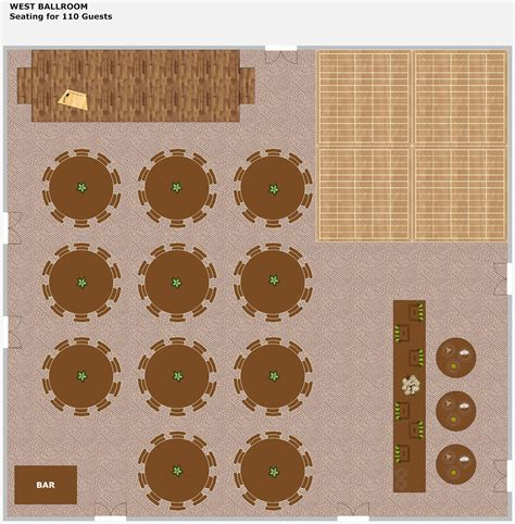 ballroom layout tool event planning software try it free for easy layout