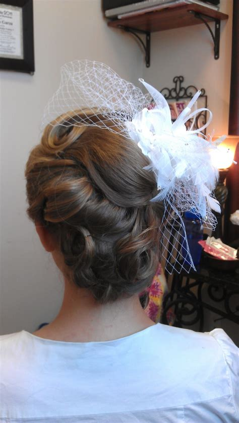 Vintage Bridal Updos by 1000 Images About Wedding Hair And Veils On